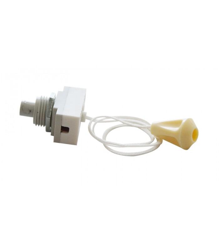 Vypínač so šnúrkou 250V 2A