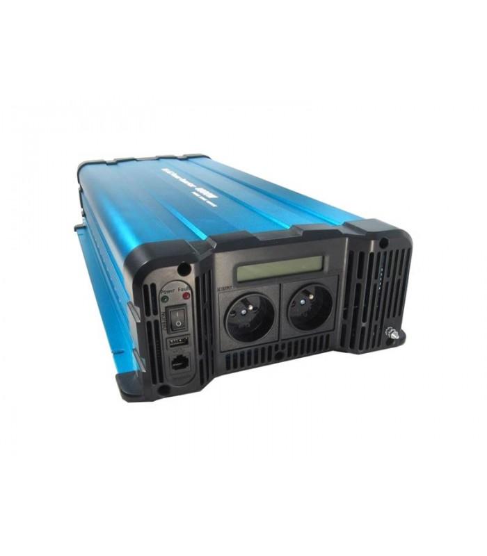 Menič napätia Solarvertech FS4000-212 12V/230V 4000W čistá sínusoida