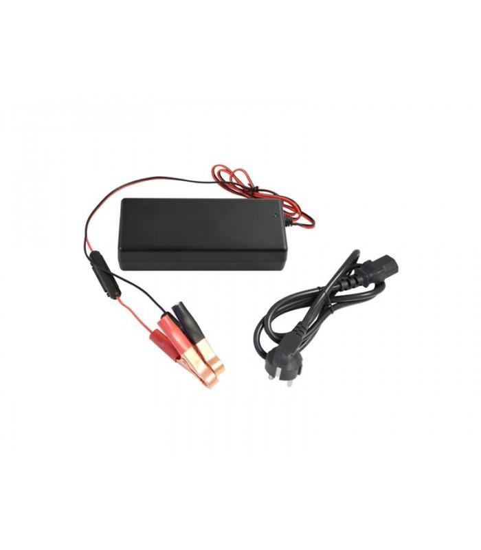 Nabíjačka 12V LiFePO4 akumulátorov (5A)