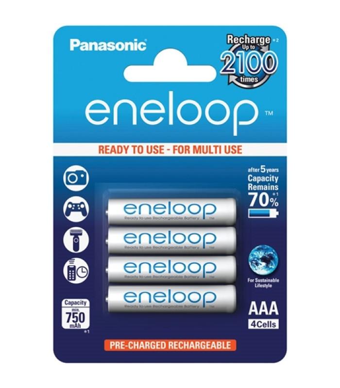 ENELOOP AAA 4x 2100 PANASONIC 4MCCE/4BE