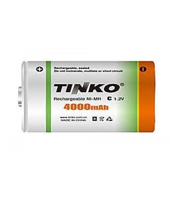 Batéria C (R14) nabíjacia TINKO NiMH 4000mAh