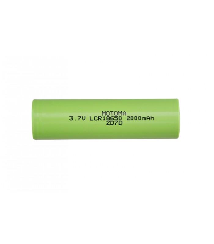 Nabíjacia batéria Li-Ion LCR18650 3,7V / 2000mAh 3C MOTOMA