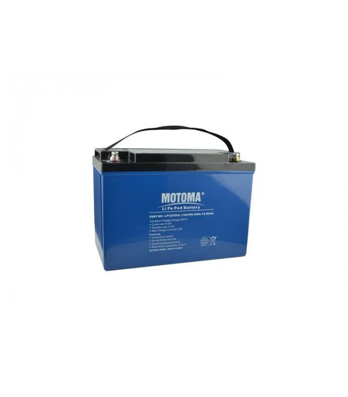 Batéria LiFePO4 12V/80Ah MOTOMA