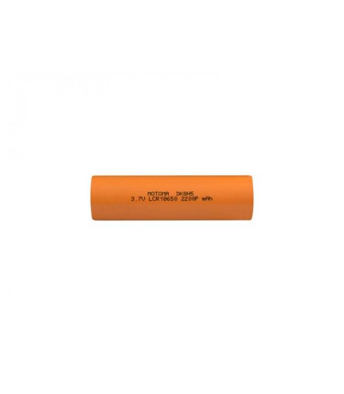 Batéria na nabíjanie Li-Ion LCR18650 3.7V / 2200mAh 5C MOTOMA