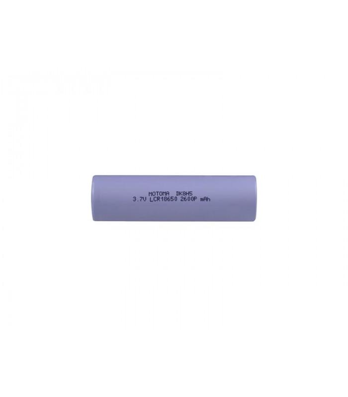 Nabíjacia batéria Li-Ion LCR18650 3,7V / 2600mAh 5C MOTOMA