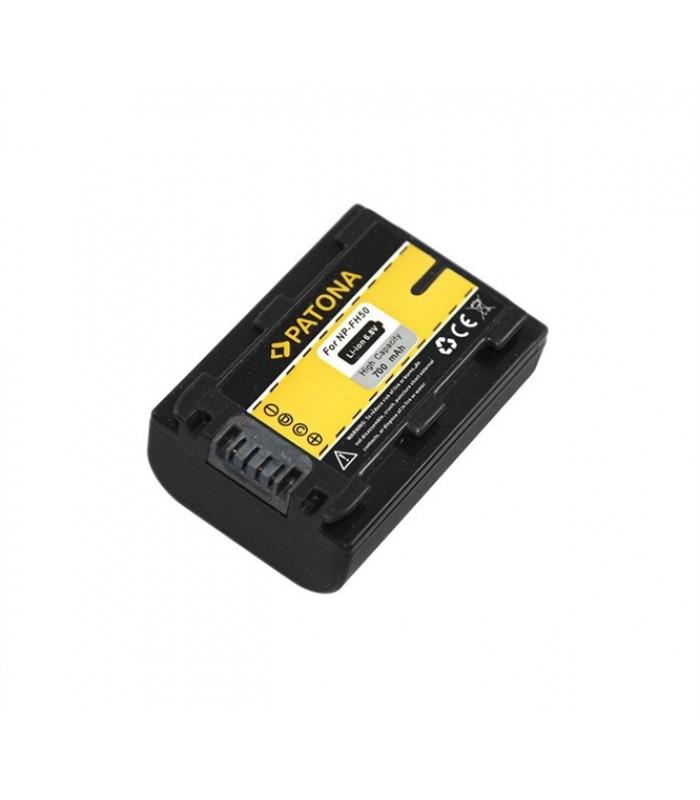 Batéria SONY NP-FH50 700mAh PATONA PT1119