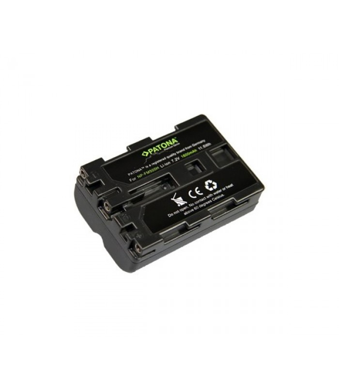 Batéria SONY NP-FM500H 1600mAh premium PATONA PT1167