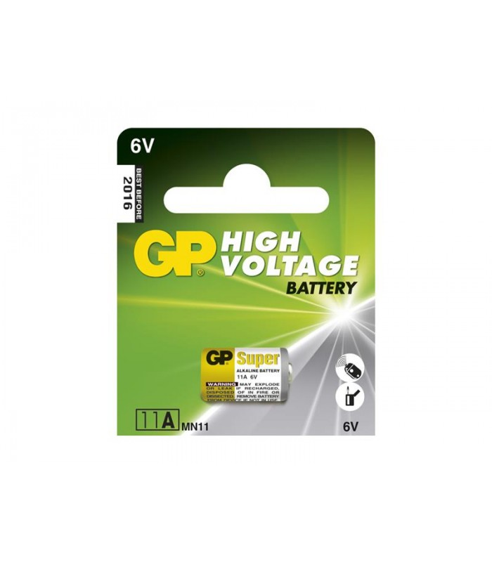 Batéria 11A alkalická GP