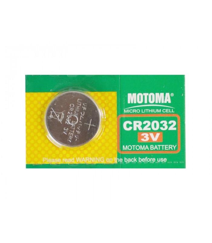 Batéria CR2032 MOTOMA lithiová