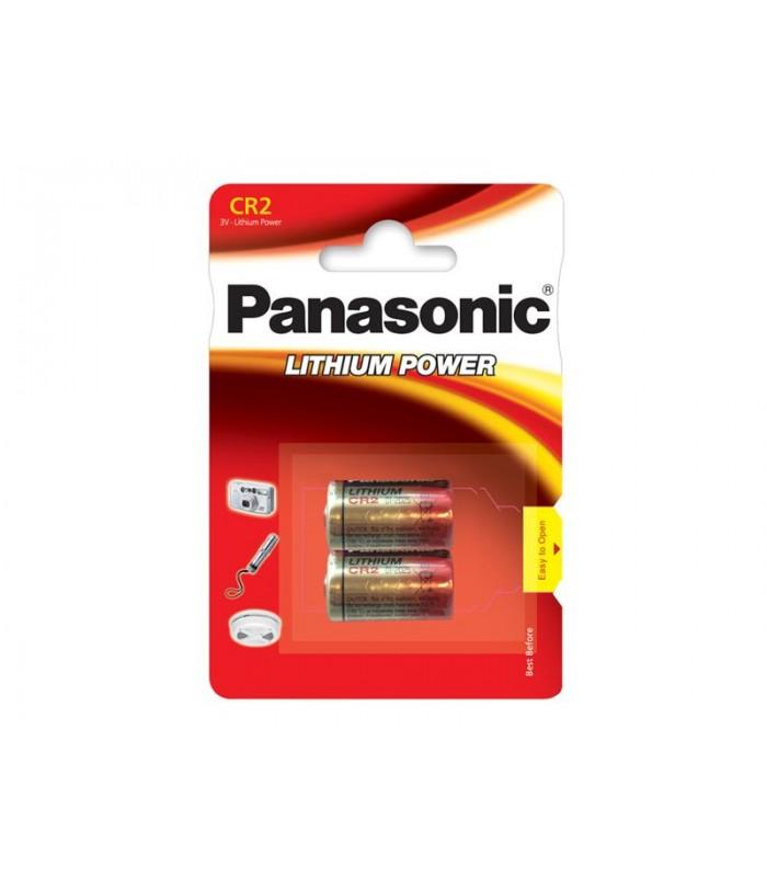 Batéria CR2 PANASONIC lithiová 2BP