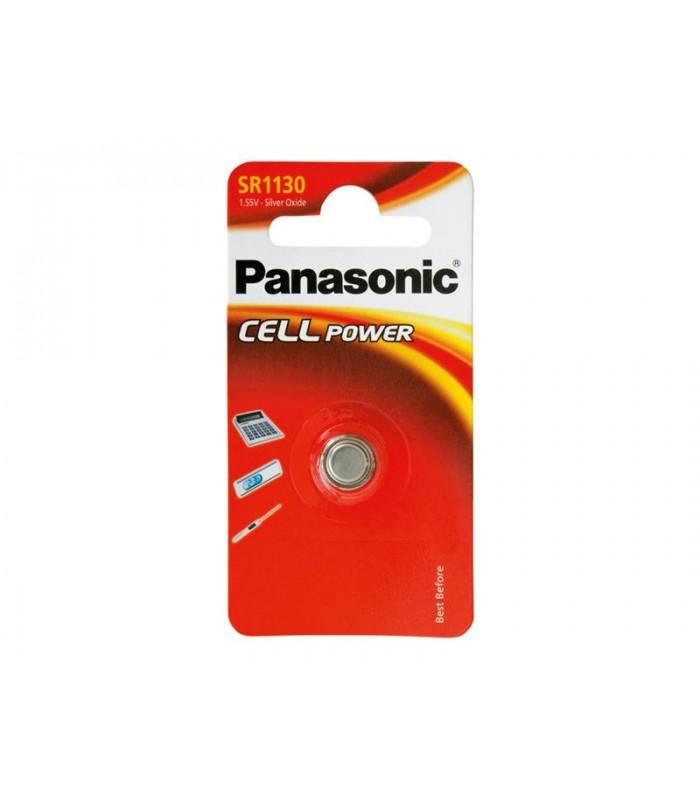 Batéria 389 PANASONIC do hodiniek 1bp striebrooxidová