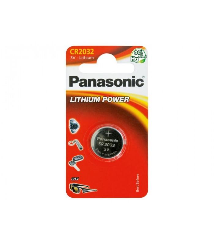 Batéria CR2032 PANASONIC lithiová 1BP