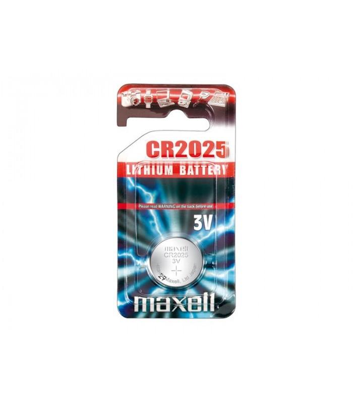 Batéria CR2025 MAXELL lítiová 1BP