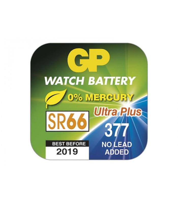 Gombíková batéria do hodiniek GP 377F