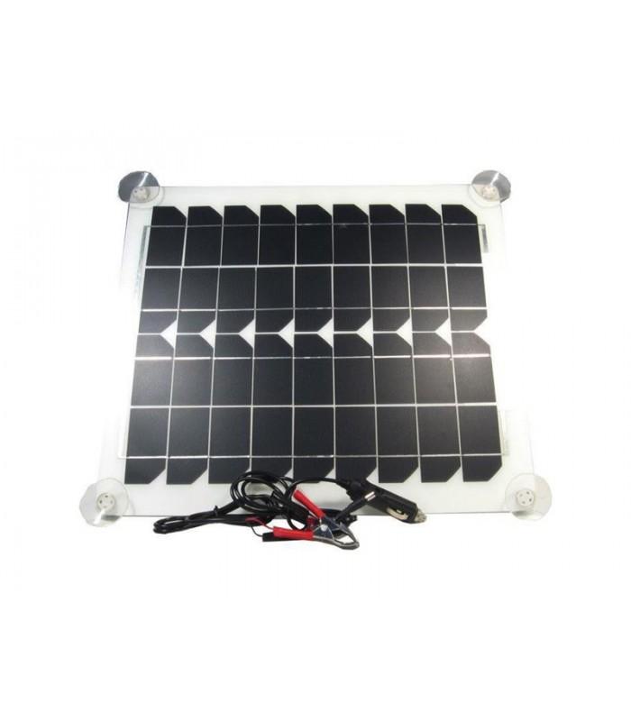 Fotovoltaický solárny panel USB+ 12V/30W flexibilný OS30-18MFX