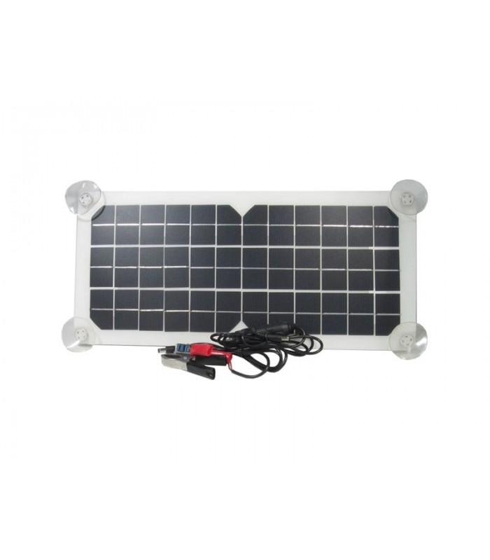 Fotovoltaický solárny panel flexibilný OS20-18MFX USB+ 12V/20W