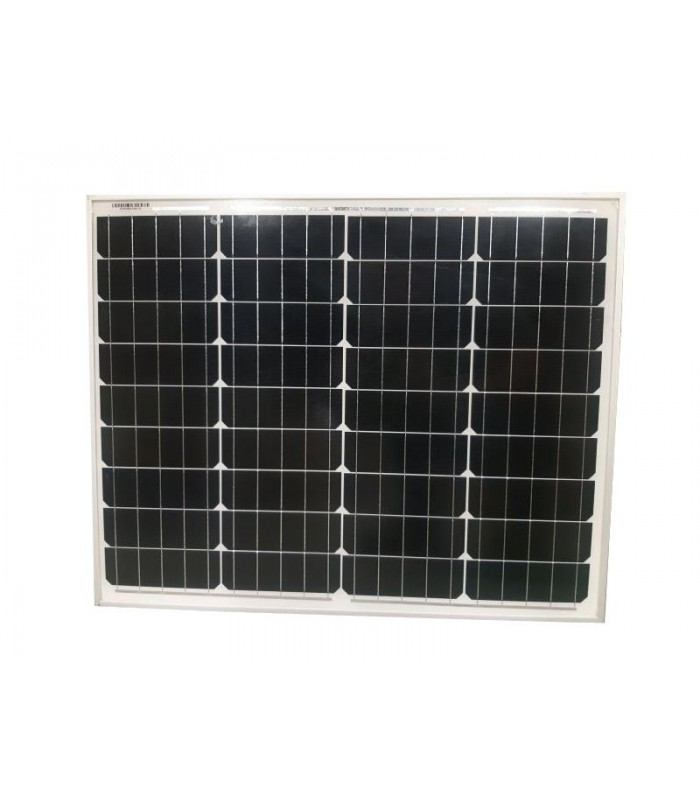 Fotovoltaický solárny panel 12V/50W monokryštalický