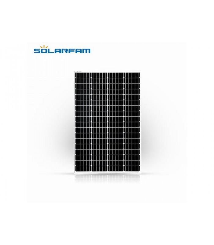 Solárny panel SOLARFAM 12V / 100W monokryštalický