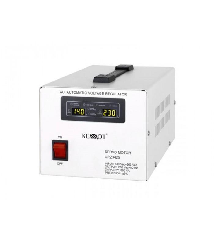 Stabilizátor napätia KEMOT MSER-500