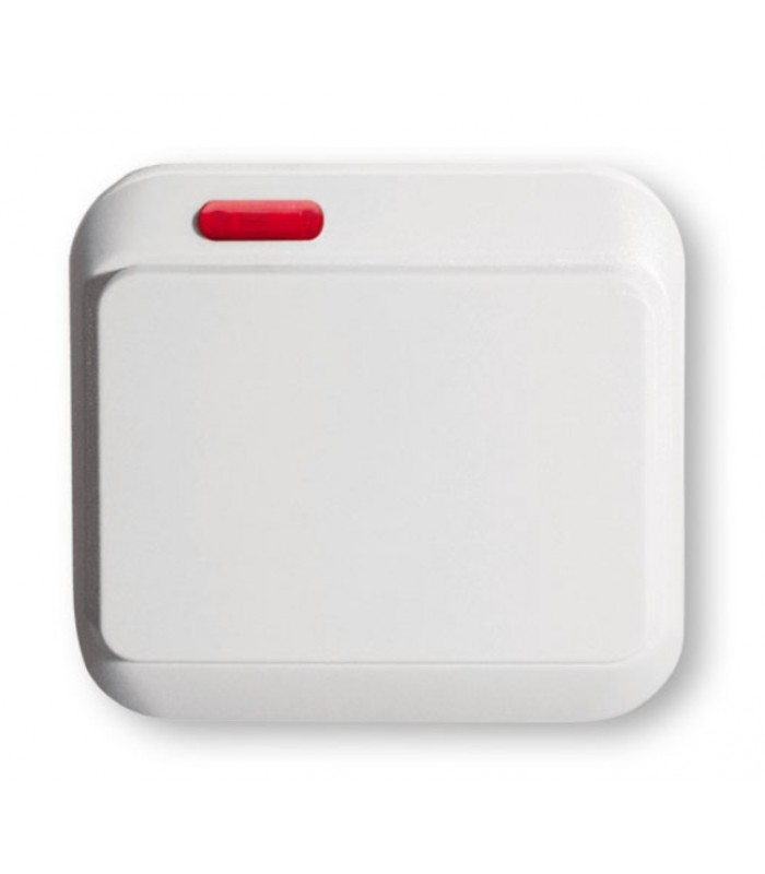 Dotykový regulátor osvetlenia DR2-SD biely s možnosťou diaľkového ovládania