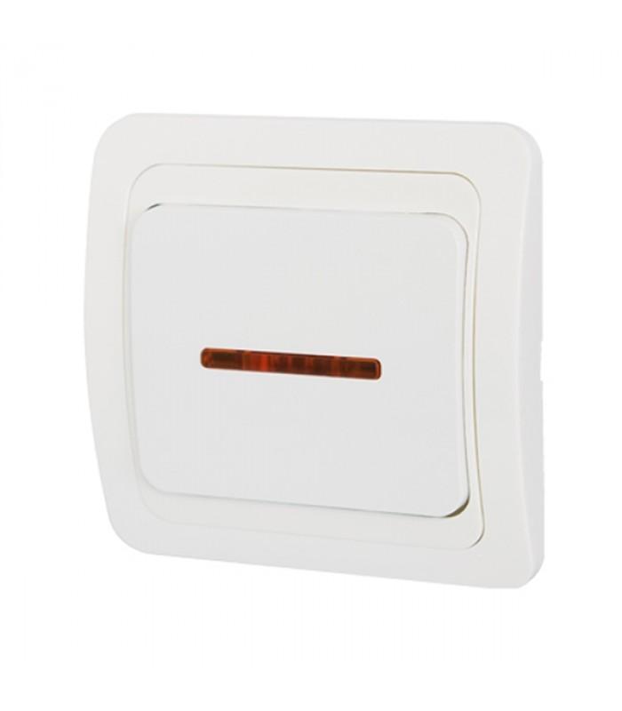 Dotykový regulátor osvetlenia DR3-ID inteligentný