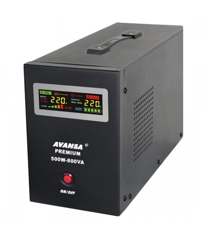 Záložný zdroj pre obehové čerpadlá UPS 12V 500W AVANSA