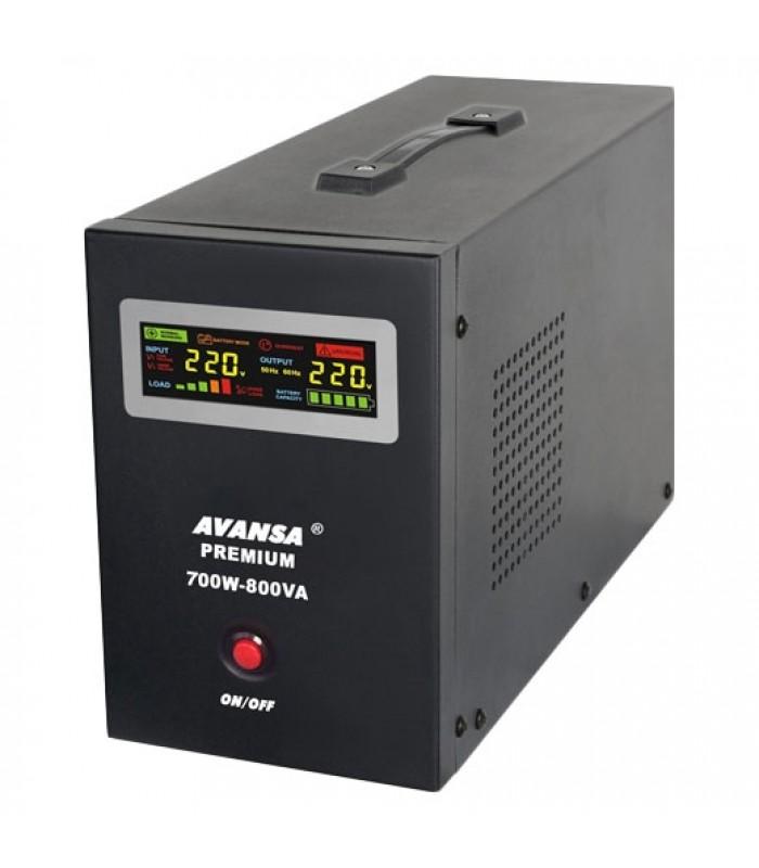 Záložný zdroj pre obehové čerpadlá UPS 12V 700W AVANSA