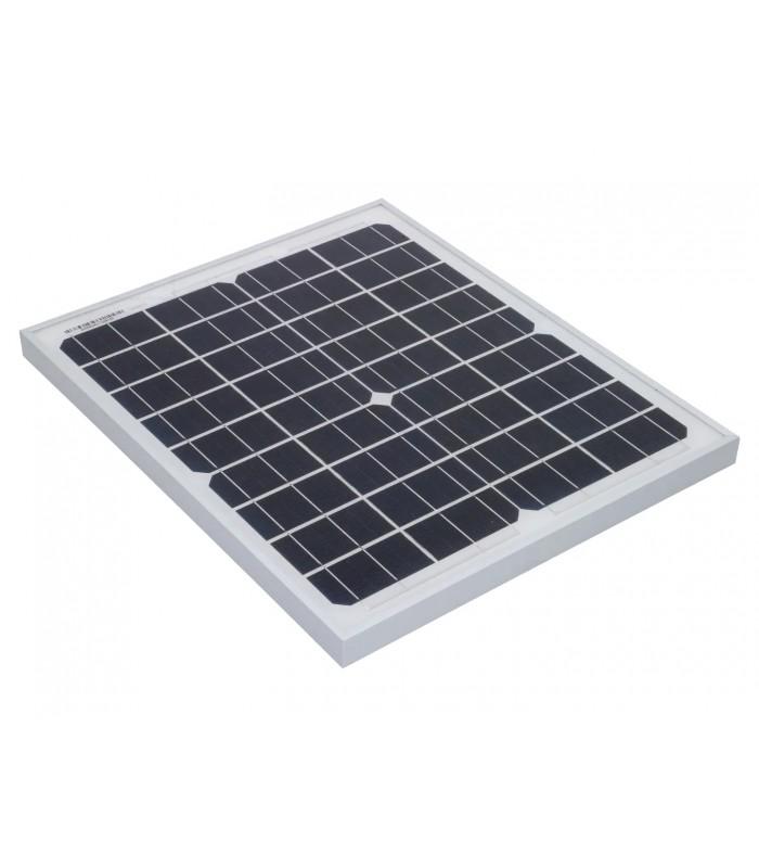 Solárny panel monokryštalický CL-SM20M 20W