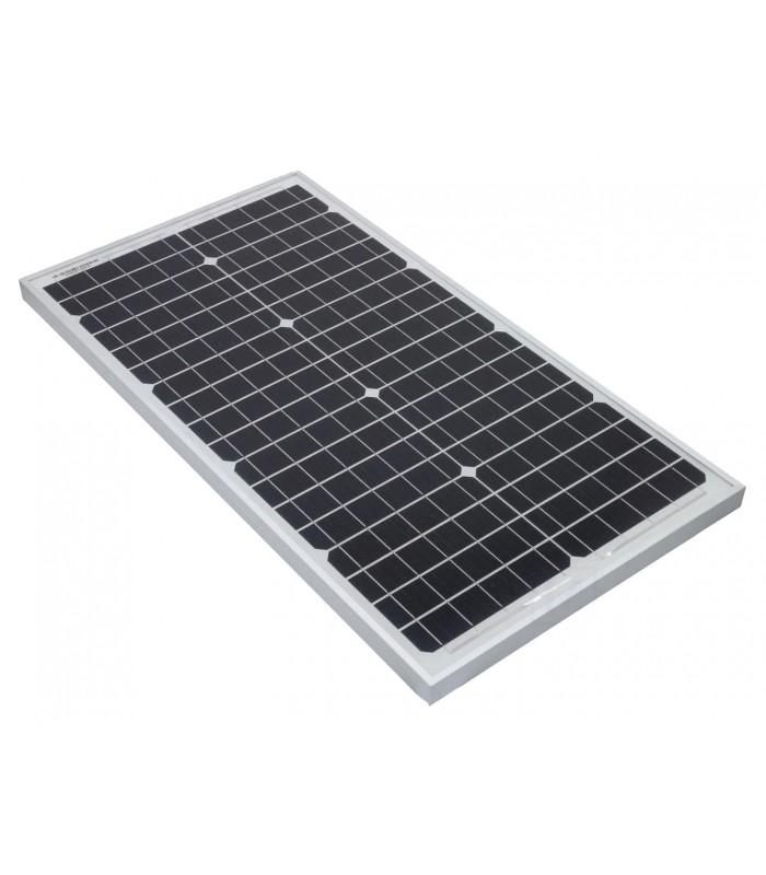 Solárny panel monokryštalický CL-SM30M 30W