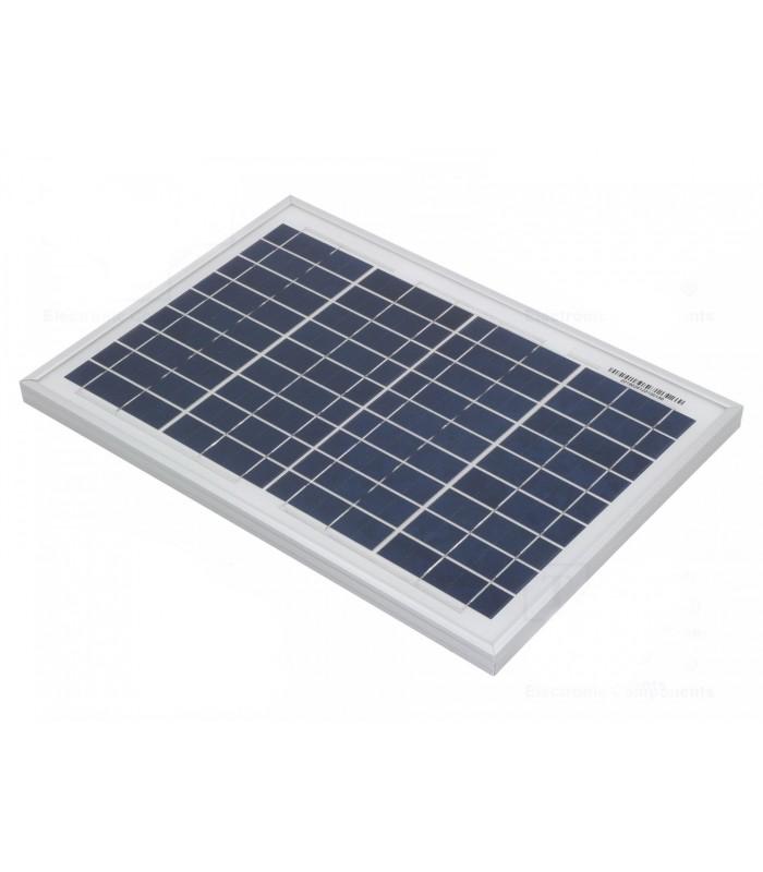 Solárny panel polykryštalický CL-SM10P 10W