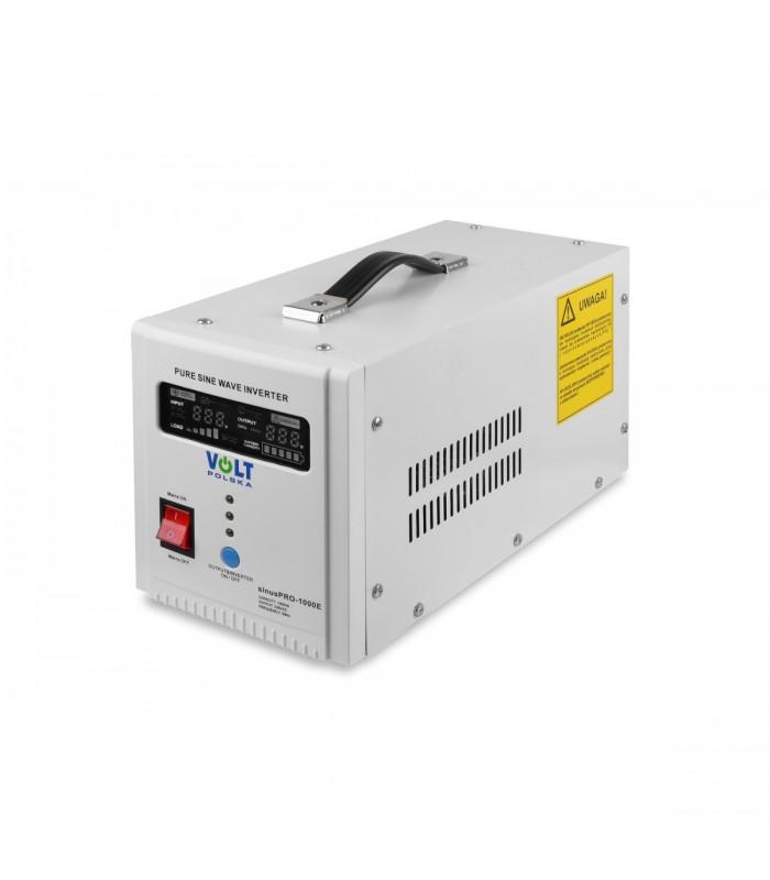 Záložný zdroj SinusPRO-1000E 12V/230V 700-1000W