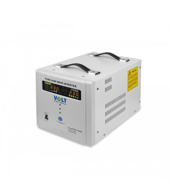 Záložný zdroj SinusPRO-1500E 12V/230V 1000-1500W